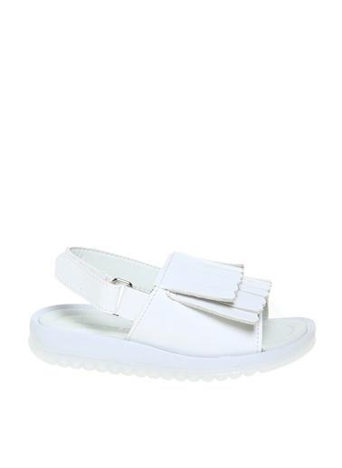 Mammaramma Mammaramma Beyaz Sandalet Beyaz